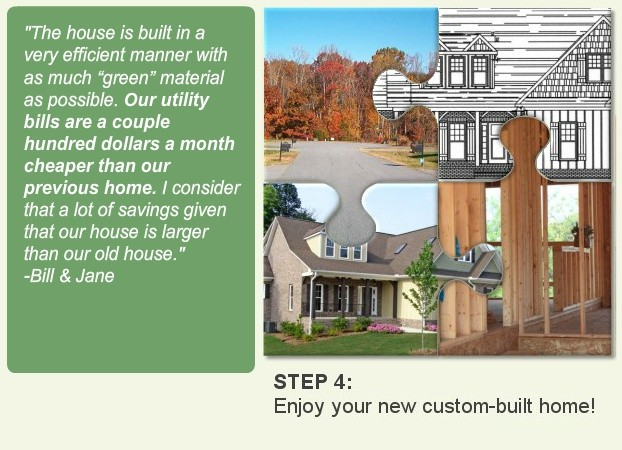 A custom home builder, Silverstein Construction is green